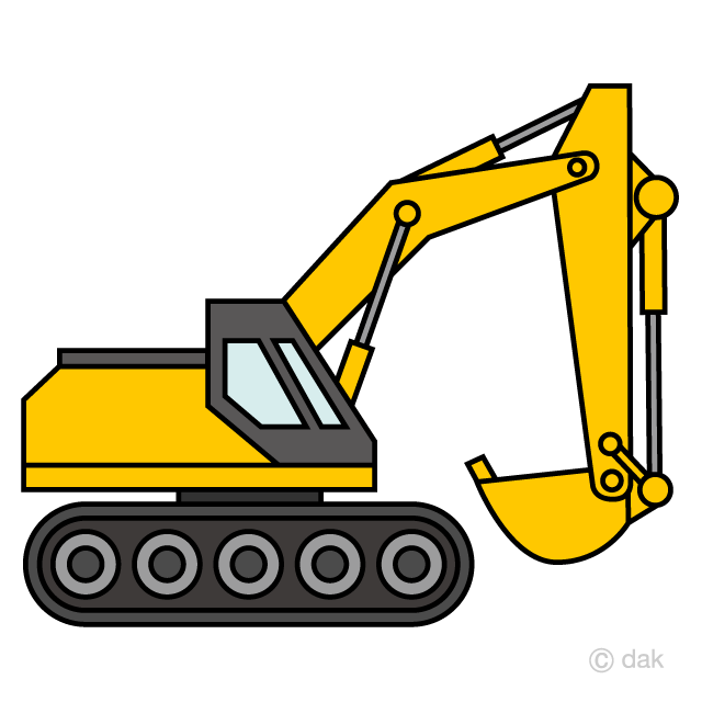 Excavadora clipart clipart images gallery for free download.