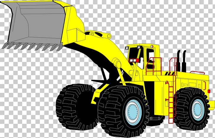 Oruga inc. excavadora de retroexcavadora con excavadora.