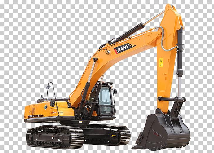 John Deere excavadora sany maquinaria pesada ingeniería.