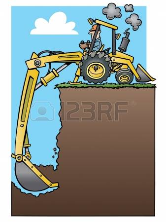 excavation clipart free - Clipground