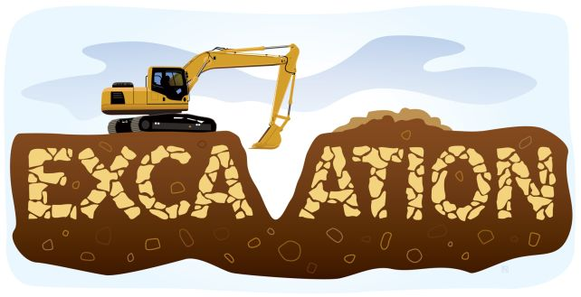 Excavation Clipart Free.