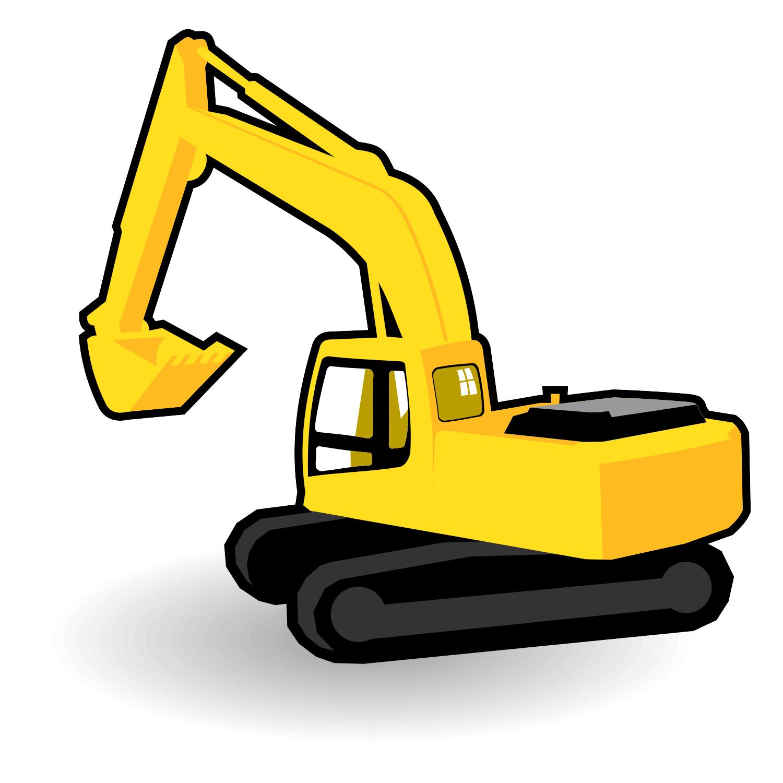 excavator clipart clipground backhoe clip art silhouette backhoe clipart free
