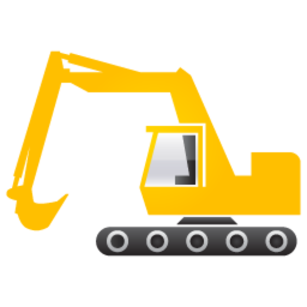Excavator 256 image.