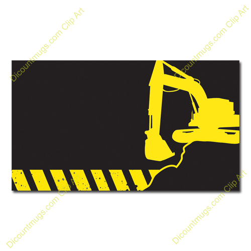 Gallery For > Excavator Clipart.