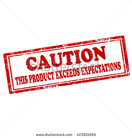 Exceed Expectations Stock Photos, Royalty.