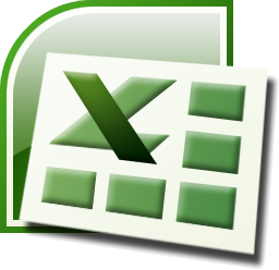 Excel clipart.