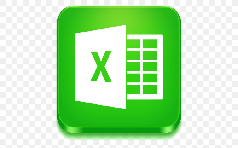 Microsoft Excel Spreadsheet Export, PNG, 512x512px.