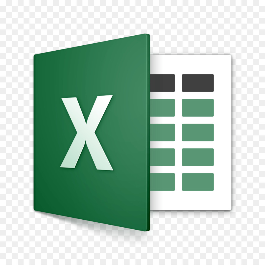 Microsoft Excel Square png download.