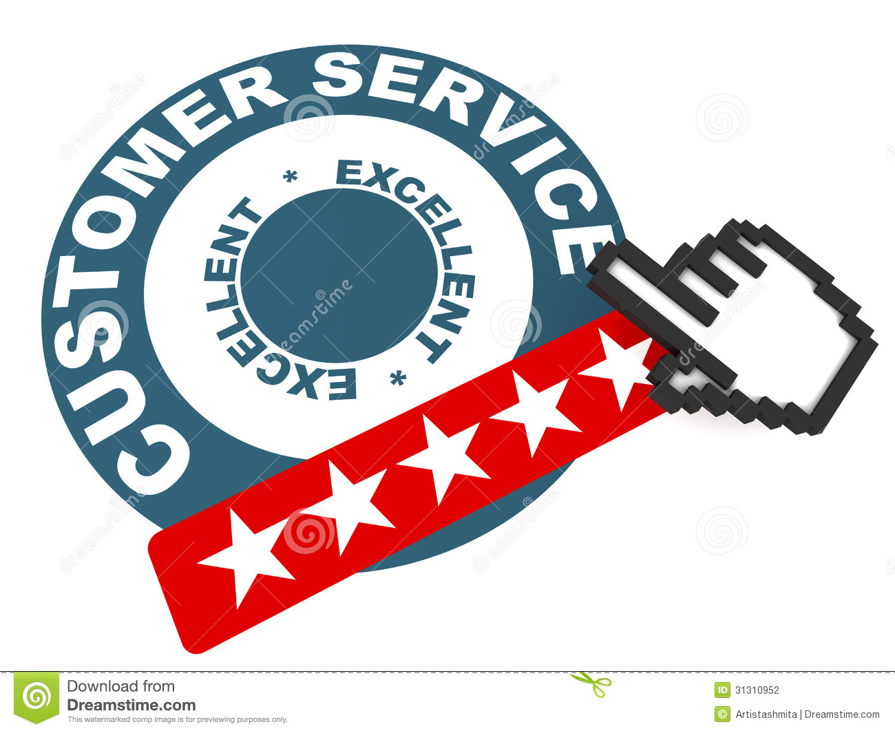 1611 Customer free clipart.