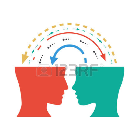 10,822 Exchange Of Ideas Cliparts, Stock Vector And Royalty Free.
