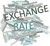 Exchange Rate Stock Illustrations.