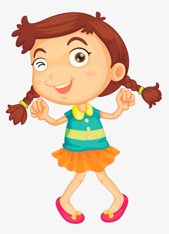 Excited girl clipart 4 » Clipart Portal.