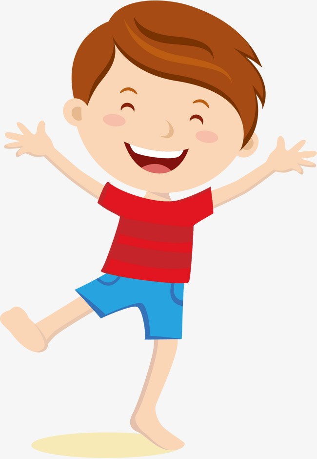 Excited boy clipart 5 » Clipart Portal.