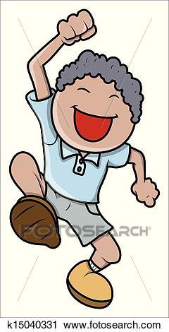 Excited kid clipart 3 » Clipart Portal.