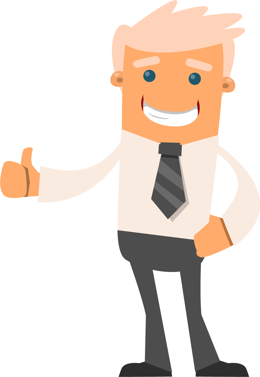 Happy man clip art clipart images gallery for free download.
