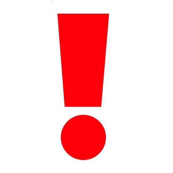 Exclamation Point Icon Png #127625.