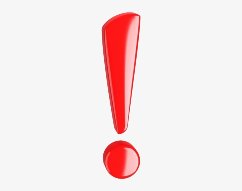 Red Exclamation Mark Png images collection for free download.