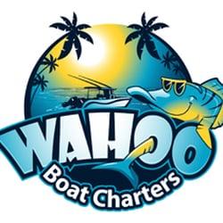 Wahoo Boat Charters.