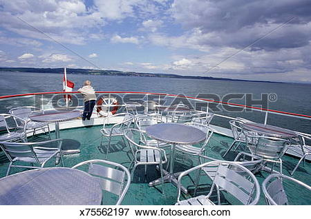 Picture of EXCURSION SHIP, LAKE CONSTANCE, GERMANY x75562197.