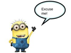 Excuse me clipart 7 » Clipart Station.