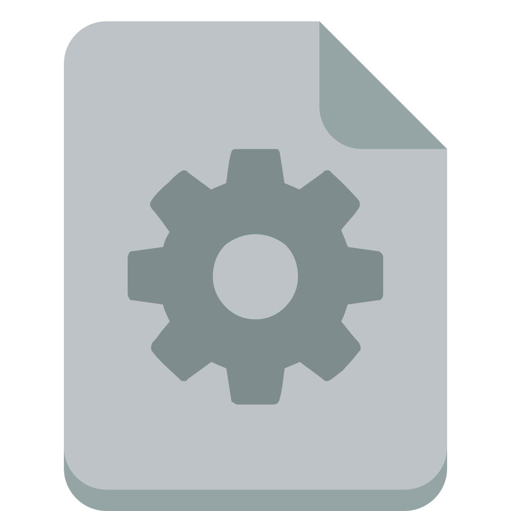 File exe Icon.