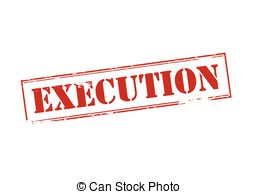 Execution Illustrations and Stock Art. 54,521 Execution.