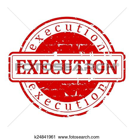 Execution Stock Illustrations. 23,907 execution clip art images.