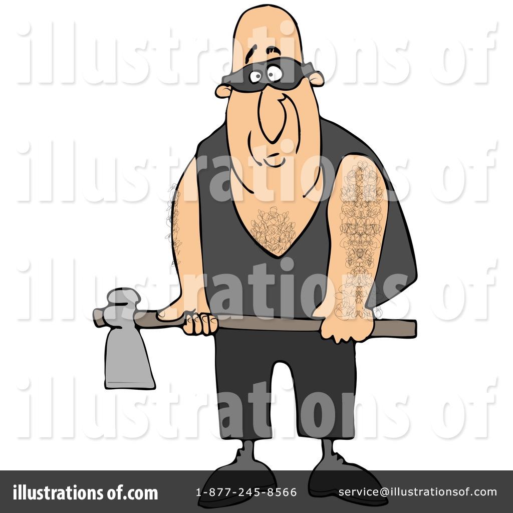 Executioner Clipart #20830.