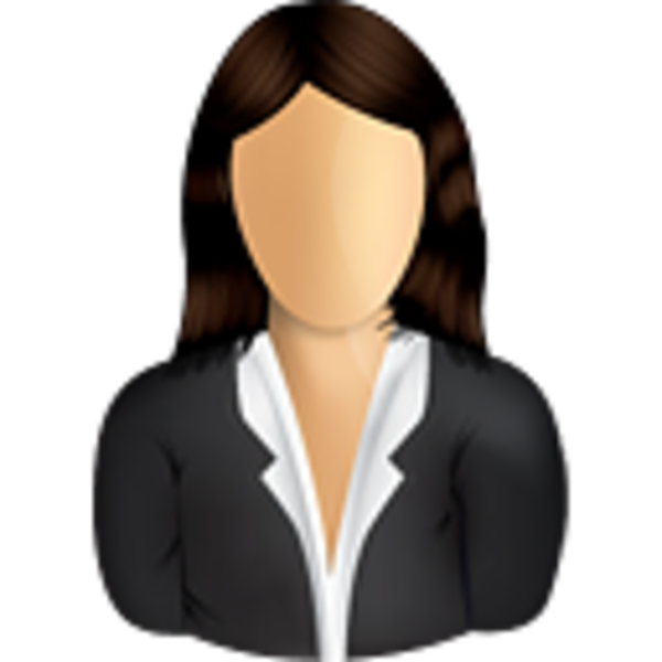 Women Executive Clipart.