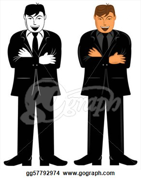 Executive Clip Art.