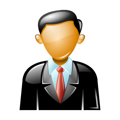 Executive Clipart.