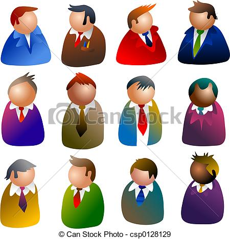 Corporate executive Clipart and Stock Illustrations. 28,466.