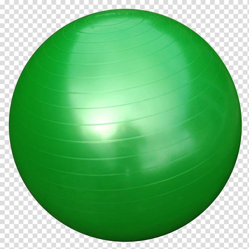 Sphere Exercise ball Green Pump, Gym Ball transparent.