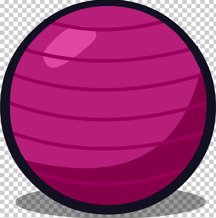 Club Penguin Exercise Balls Smiley Physical Exercise PNG.