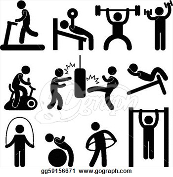 Workout Clipart & Workout Clip Art Images.