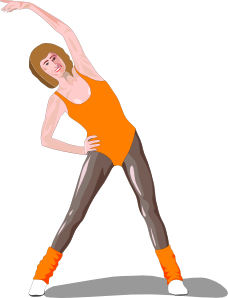 Fitness Exercise Clip Art at Clker.com.