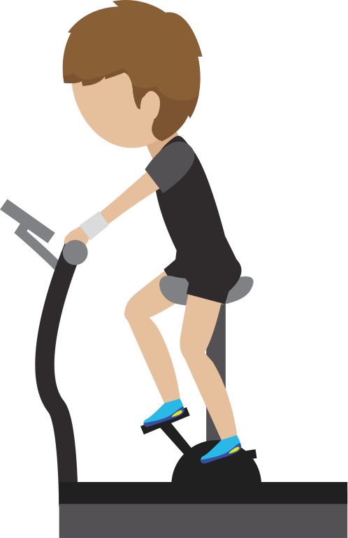 Exercise PNG Transparent Images.