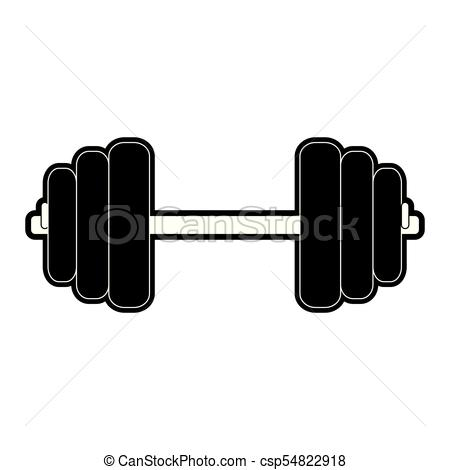 Gym equipment clipart » Clipart Station.
