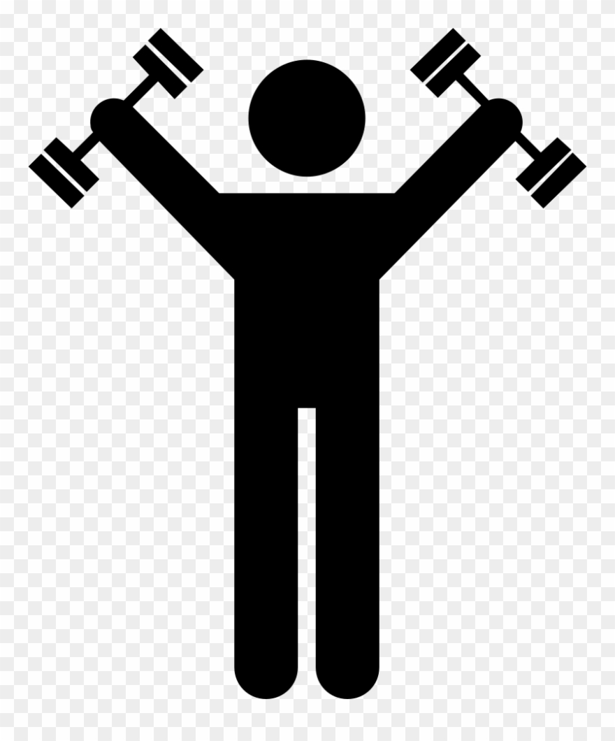 Dumbbells Exercise Svg Png Icon Free Download 22591.