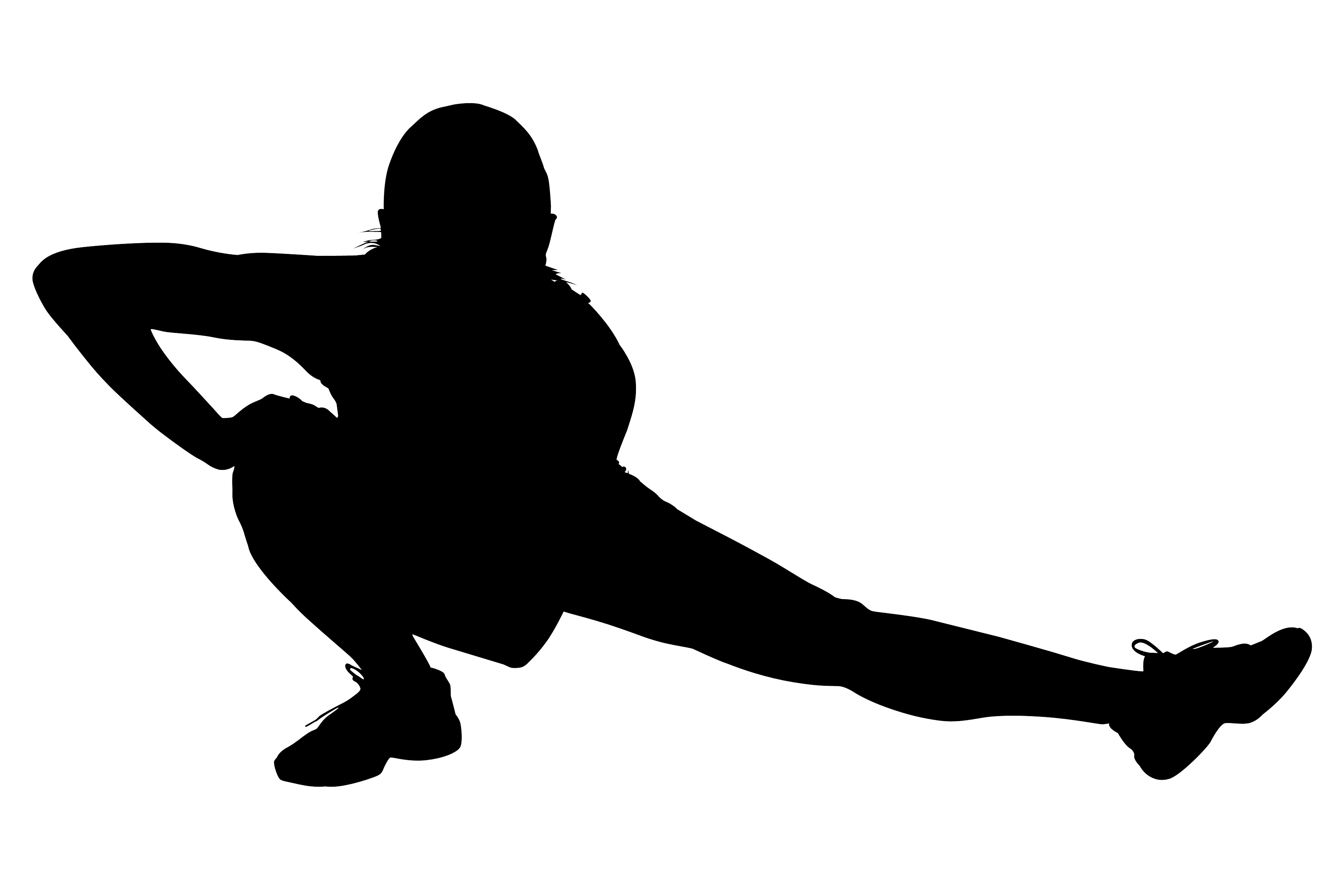 Free Fitness Silhouette, Download Free Clip Art, Free Clip.