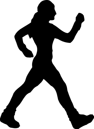 Free Fitness Walking Cliparts, Download Free Clip Art, Free.