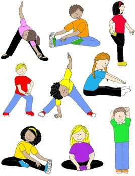 Exercises Clipart.