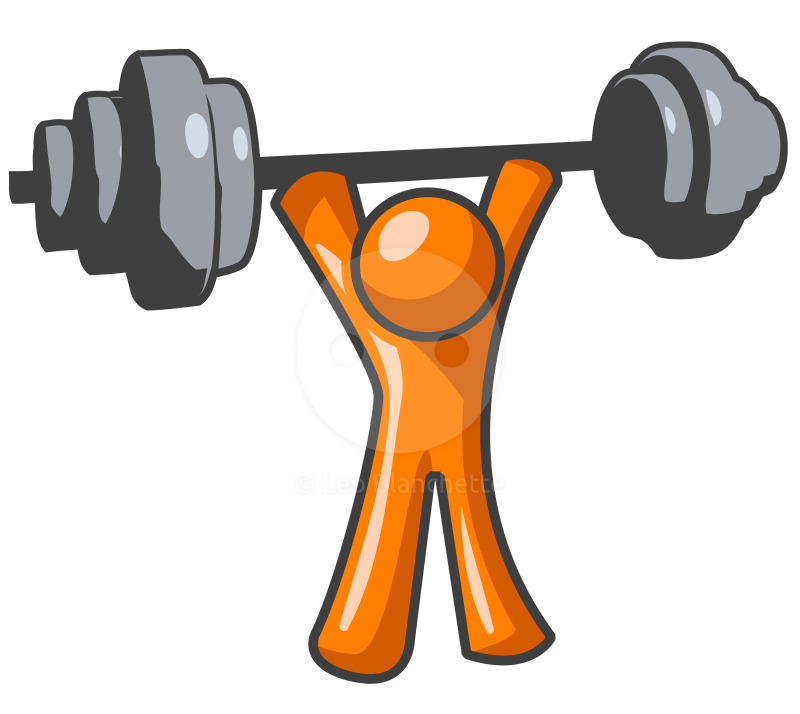 Free fitness and exercise clipart clip art pictures graphics 5.