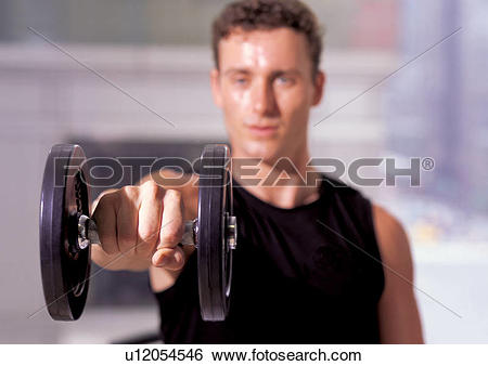 Stock Images of body, blurred, hand weight, physical, physical.