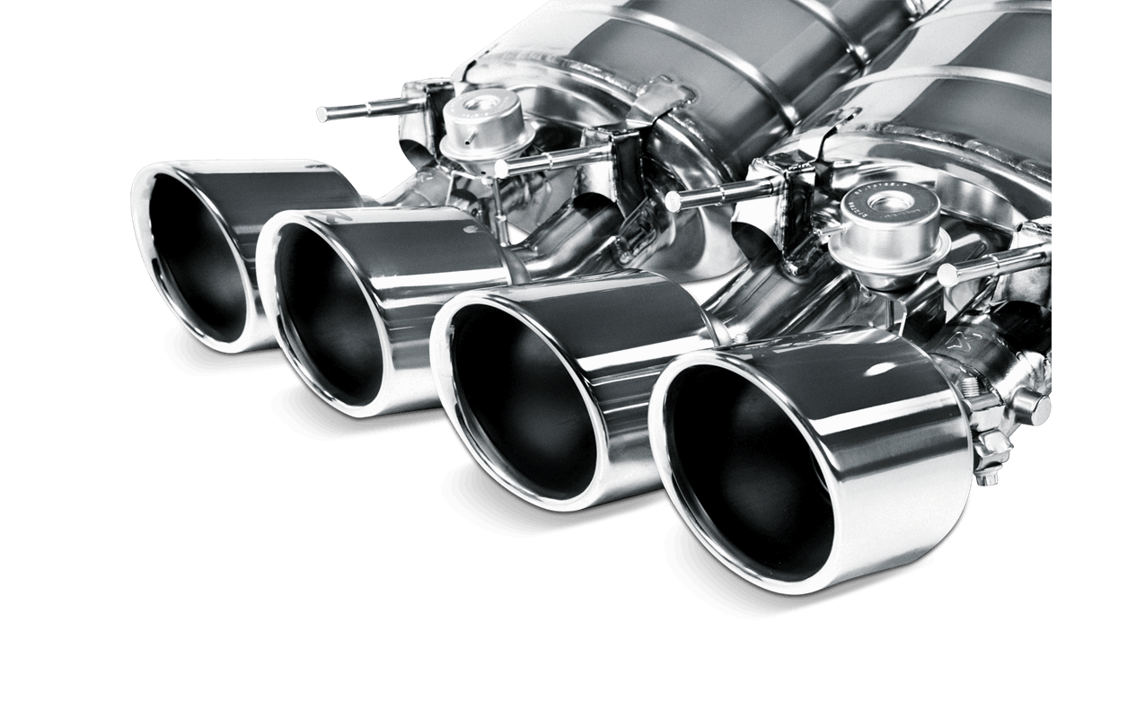 Exhaust Pipe transparent PNG.