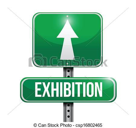 Exhibition Clipart.