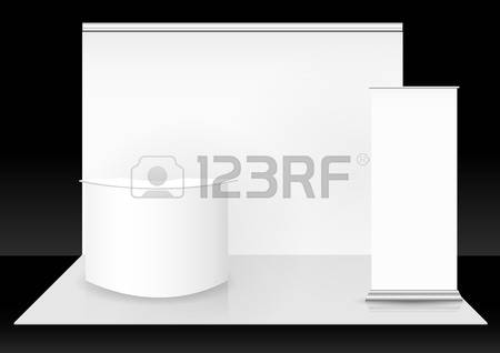 13,702 Business Exhibition Stock Vector Illustration And Royalty.