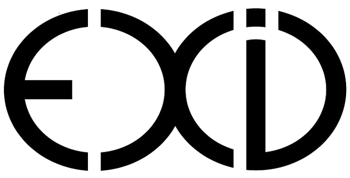 EXID Logo transparent PNG.