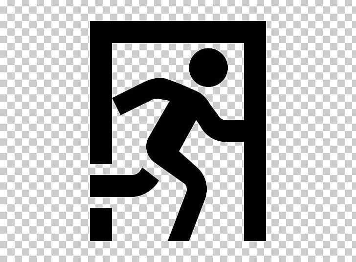 Computer Icons Exit Sign Emergency Exit Logo PNG, Clipart, Angle.