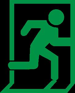 Exit Logo Vectors Free Download.